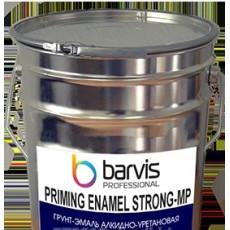 Грунт‐эмаль алкидно‐уретановая Barvis Priming Enamel Strong‐MP база (RAL colors)