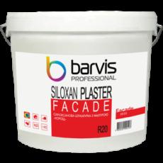 Штукатурка фасадная Barvis Facade Siloxan R 20 база b1(белая)