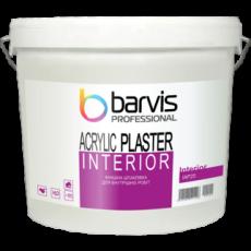 Шпаклевка акриловая Barvis Interior Acrylic Plaster база (белая)