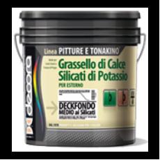 Силикатная грунтовка Colori Decora Deck Fondo Medio ai Silicati база B (белая)