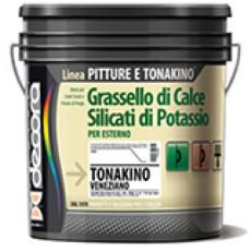 Декоративная штукатурка Colori Decora Tonakino Veneziano база B (белая)