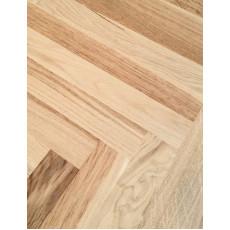 Паркет из экологически чистой древесины 300х50 мм Карамель