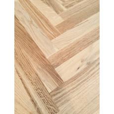 Паркет из экологически чистой древесины 350х50 мм Карамель