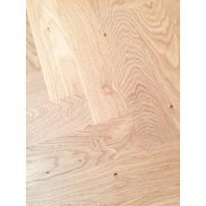 Паркет из экологически чистой древесины 350х50 мм Рустик