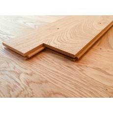 Паркет из экологически чистой древесины 250х50 мм Рустик