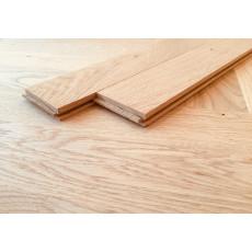 Паркет из экологически чистой древесины 150х50 мм Рустик
