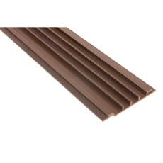 Фасадная доска Polymer Wood (сайдинг из ДПК) 150x18 венге