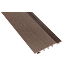Фасадная доска Polymer Wood (сайдинг из ДПК) 150x18 дуб