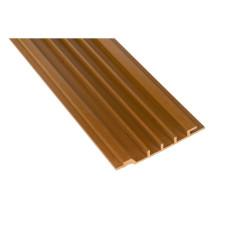 Фасадная доска Polymer Wood (сайдинг из ДПК) 150x18 мербау