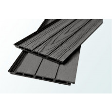 Фасадная доска Tardex Wood антрацит