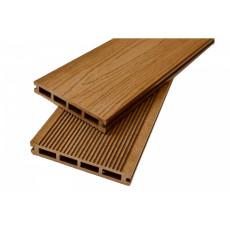 Фасадная доска Tardex Wood облицовочная с текстурой дерева светлый кедр