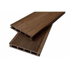 Фасадная доска Tardex Wood облицовочная с текстурой дерева венге