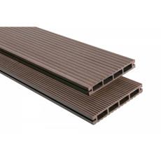 Фасадная доска Polymer Wood Natur антрацит