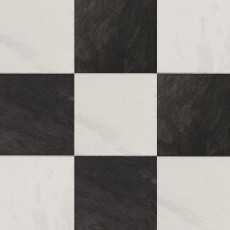 Ламинат FAUS INDUSTRY TILES CHESS BLACK