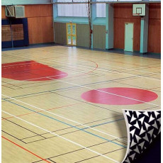 Виниловая изолирующая подложка для спорта Gerflor ISOLSPORT
