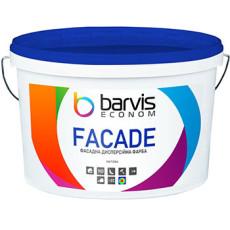 Краска фасадная Barvis Econom Facade база b1(белая)