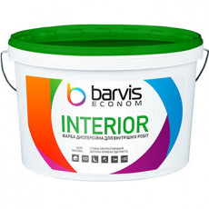 Краска интерьерная Barvis Econom Interior база b1(белая)