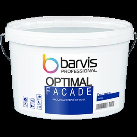 Краска фасадная Barvis Facade Optimal база b1 (белая)