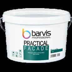 Краска фасадная Barvis Facade Practical база b1(белая)