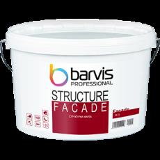 Краска фасадная Barvis Facade Structure база b1 (белая)