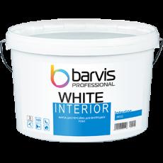 Краска интерьерная Barvis Inrerior White база b1(белая)