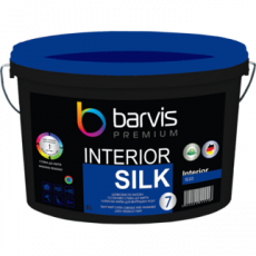 Краска интерьерная Barvis  Interior Silk Professional база b1(белая)