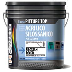Фасадная краска Colori Decora Silossani Decor база D