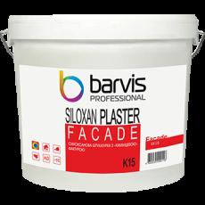 Штукатурка фасадная Barvis Facade Siloxan K 15 база b1(белая)