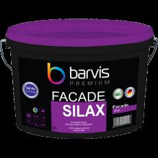 Краска фасадная Barvis Facade Silax b1(белая)