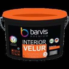 Краска интерьерная Barvis  Interior Velur база b1(белая)