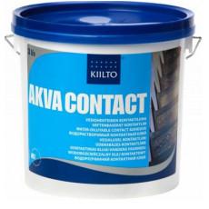 Клей Kiilto Akva contact  3кг контактный водорастворимый