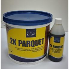 Клей для паркета Kiilto 2K PARQUET двухкомпонентный