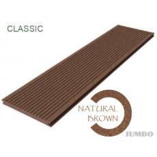 Террасная доска Megawood Classic Jumbo Natural Brown