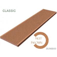 Террасная доска Megawood Classic Jumbo Nut Brown