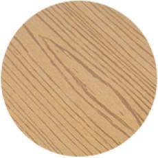 Террасная доска Polymer&Wood Lite дуб