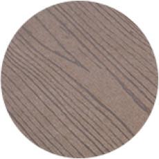 Террасная доска Polymer&Wood Lite венге
