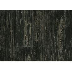 Виниловое покрытие LG Decotile DSW 2367 Сосна окрашенная черная