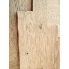 Паркет из экологически чистой древесины 490х70 мм Гёстер