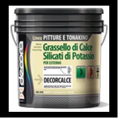 Фасадная краска Colori Decora DECORCALCE база B (белая)