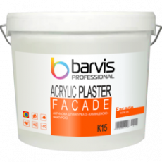 Штукатурка Acrylic  Plaster K 15 база b1 (белая)