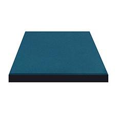 Плитка Экогума Eco Premium травмобезопасная резиновая квадратная 500 х 500 мм